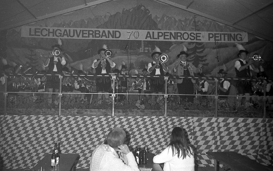 70 jähriges Gründungsfest