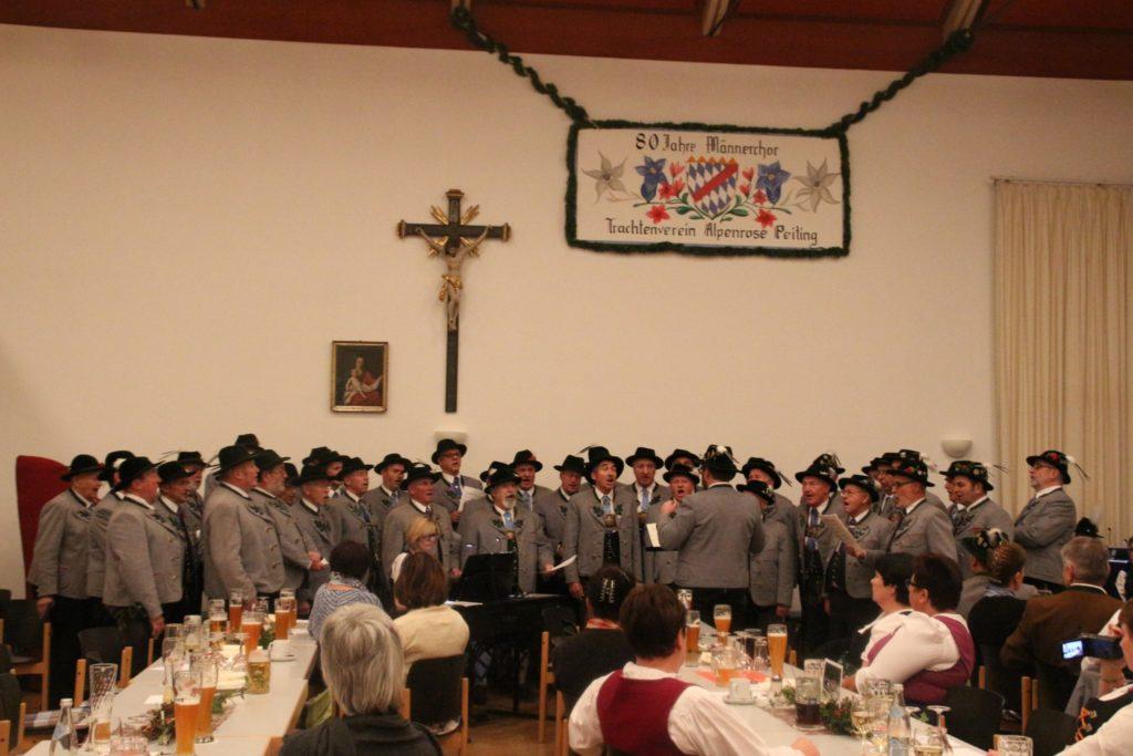 80 Jahre Männerchor - Ein Jubiläum!