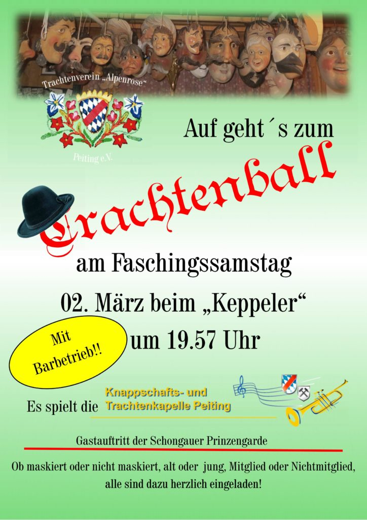 Trachtenball 2019