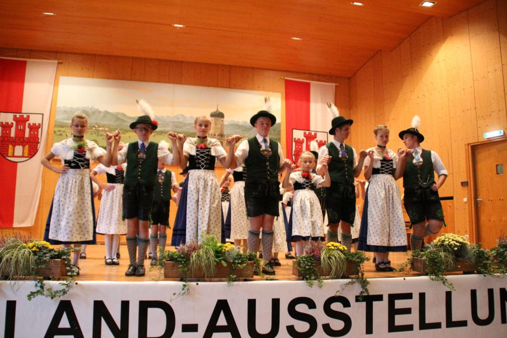 Oberlandausstellung Weilheim 2019